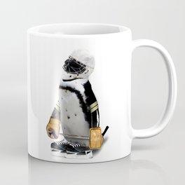 Little Mascot Hockey Player Penguin Coffee Mug
