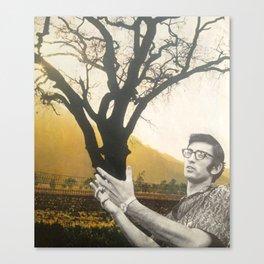 Tree Hands Canvas Print