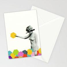 Strange Phenomenon Stationery Cards