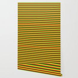 colorful rasta stripe pattern design Wallpaper