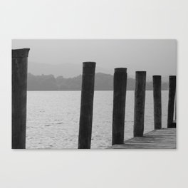 Lake Windermere Lake District Canvas Print