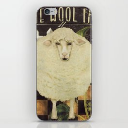 Vermont Farms iPhone Skin