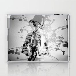 You will blossom again Laptop & iPad Skin