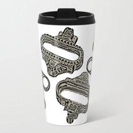 Mtb Cleats Travel Mug