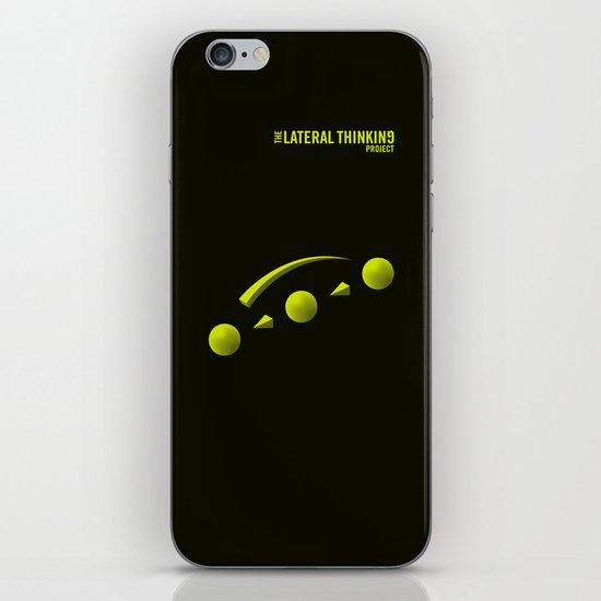 The LATERAL THINKING Project - Avance iPhone & iPod Skin