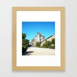 Portugal, Tomar (RR 188) Analog 6x6 odak Ektar 100 Framed Art Print