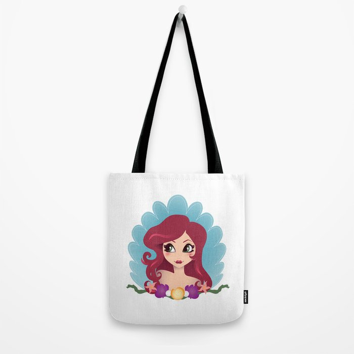 The Little Mermaid Tote Bag