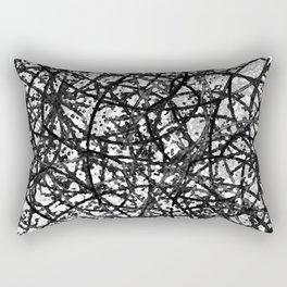 Grunge Art Abstract  G59 Rectangular Pillow