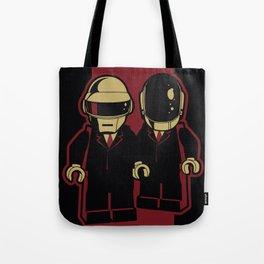 Daft Block Tote Bag