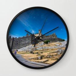 Rock of Cashel, Ireland Wall Clock