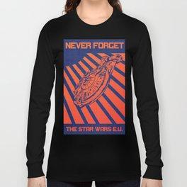 Remember Skyhook Long Sleeve T-shirt