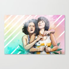 These Are The Broads You Are Looking For Canvas Print