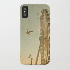 Bird's Eye View Slim Case iPhone X