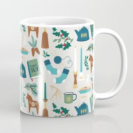 A Very Hygge Holiday Coffee Mug