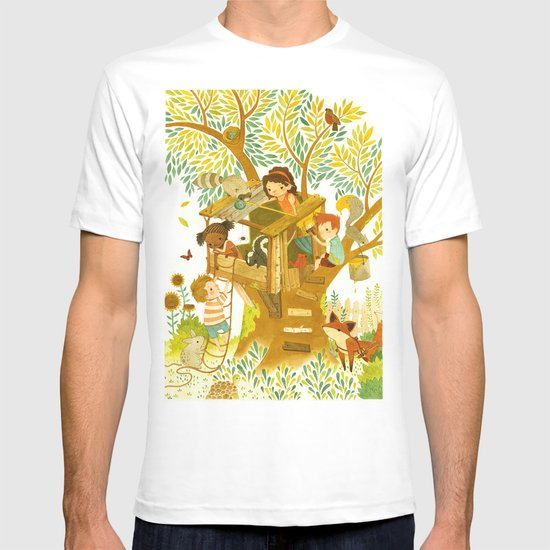 Our House In the Woods T-shirt