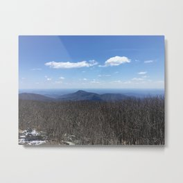 Allegheny Mountains Metal Print