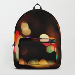 Colored Lights Backpack