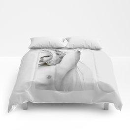 nude Comforters