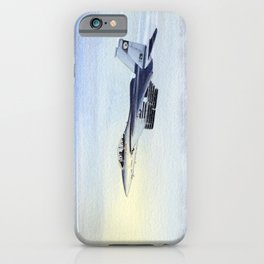 F-15 Eagle Aircraft iPhone Case