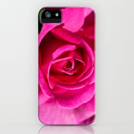 Rose - Pink iPhone Case
