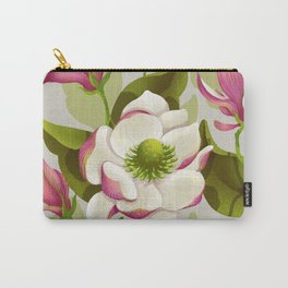 magnolia bloom - daytime version Carry-All Pouch