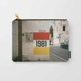 Mostar 1981 Carry-All Pouch