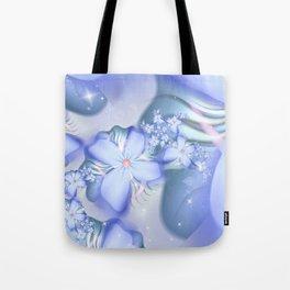 Morning Glory Magic Tote Bag