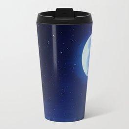 Talking to the Moon Travel Mug