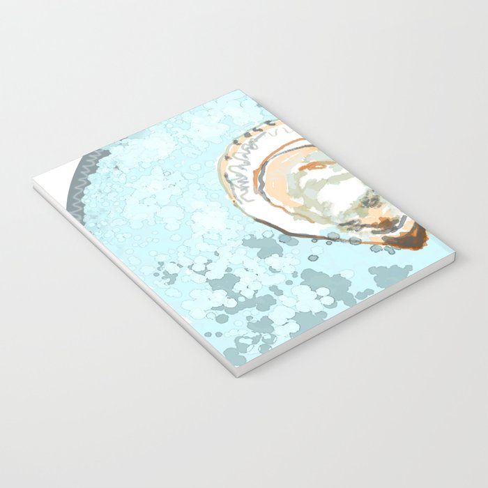 New York Oysters Notebook