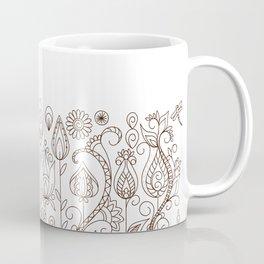 meadow pattern Coffee Mug