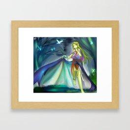 Forest of Spirits Framed Art Print