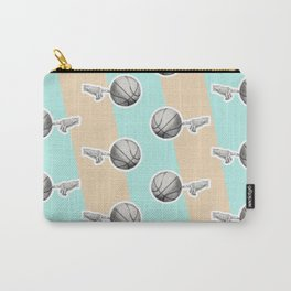 Spin a basketball Carry-All Pouch