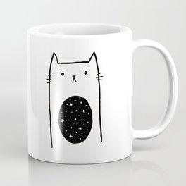 Galaxy Kitty Coffee Mug