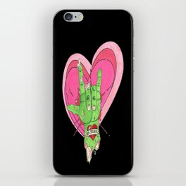 Be Mine iPhone Skin