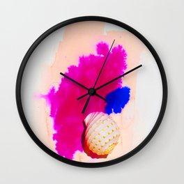 Washed Ashore Wall Clock