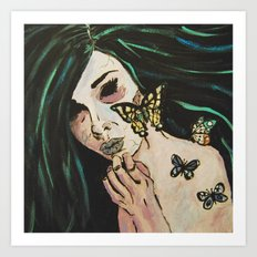 Metamorphosis II Art Print