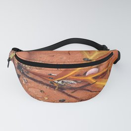 Life on the Tidal Shelf in PEI Fanny Pack