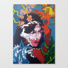 The Sultrine Sinister Canvas Print