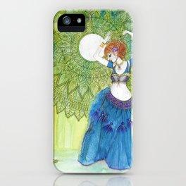 Belly Dancer Goddess iPhone Case