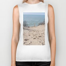 On to the Horizon Biker Tank