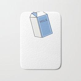 Anchorman Design Funny Design For Men Milk Was A Bad Choice Bath Mat