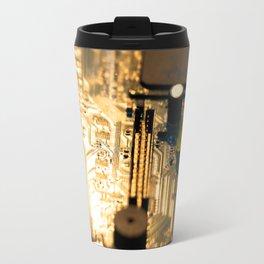 Sunset Technology Travel Mug