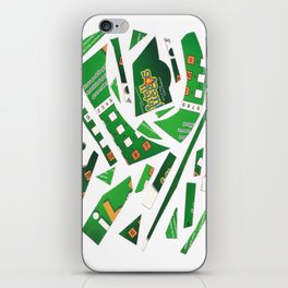 Carrousel collage iPhone Skin