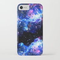 galaxy iPhone & iPod Cases featuring Galaxy by Matt Borchert