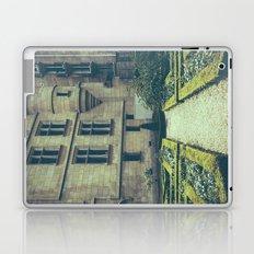 French Garden Maze Laptop & iPad Skin