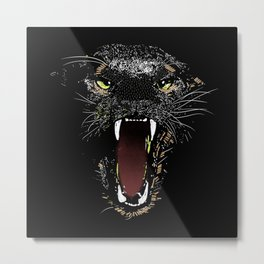 Danger Zone Metal Print