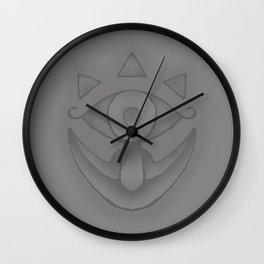 Gossip Stone Wall Clock
