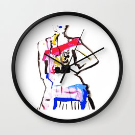 DANCE1 Wall Clock