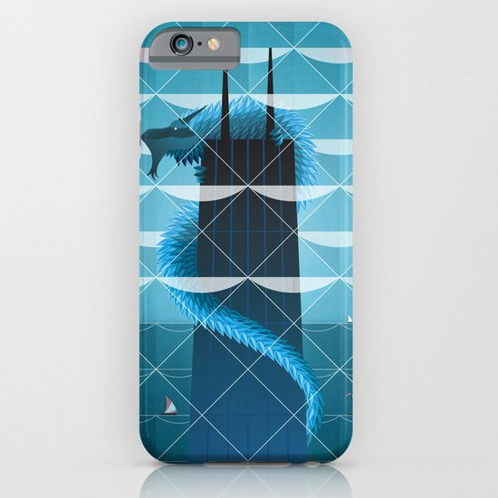 Year Of The Dragon iPhone & iPod Case
