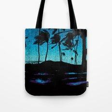 Hawaii Lap Tote Bag
